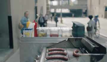 LUIS GERARD – SUBARU- HOT DOG CART