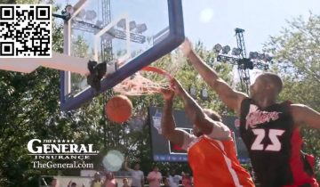 ÁNGEL GRACIA – SHAQ ONEAL DR. DREW THE GENERAL INSURANCE EVERYONE SCORES