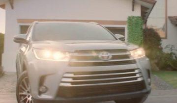 Ángel Gracia – Toyota Highlander Gigante