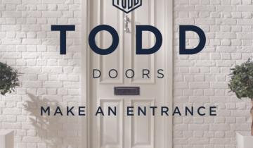 JUSTIN DICKEL – TODD DOORS- MAKE AN ENTRANCE
