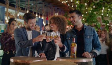 "Grants Whiskey – ""Good Things Start With Three"""